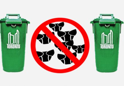 Disposable Diapers and the Toronto Green Bins - NOT Biodegradable!