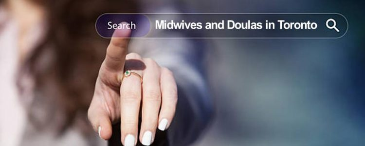List of Doulas and Midwives in the Greater Toronto Area